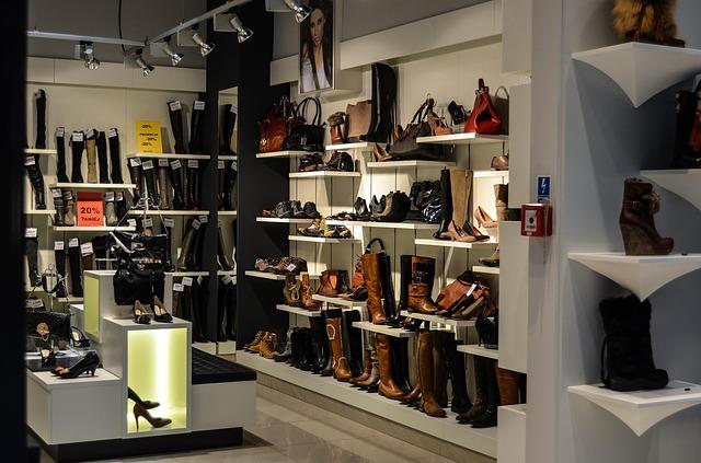 Kenkäkauppa Helsingissä